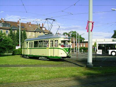 Oldtimer Aus Braunschweig Bei Tram Oldtimer Basel
